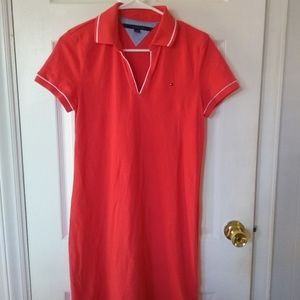 NWOT Tommy Hilfiger Women Polo Dress Size M